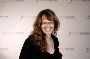 Birgit Rydlewski, Foto: Die Piraten NRW
