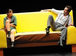 "Gauthier Dance ""Sofa"", Foto: Theater Dortmund"