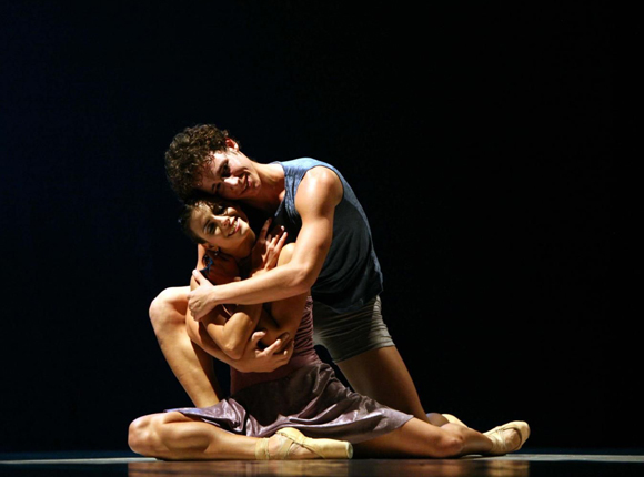 Yanela Pinera und Camilo Ramos, Foto: Theater Dortmund