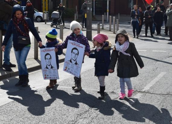 Tag der Solidarität mit den NSU Opfern, Foto: Ulrike Märkel