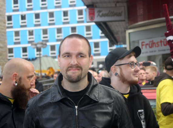 Sascha Kolzig, Die Rechte; Foto:Ulrike Märkel