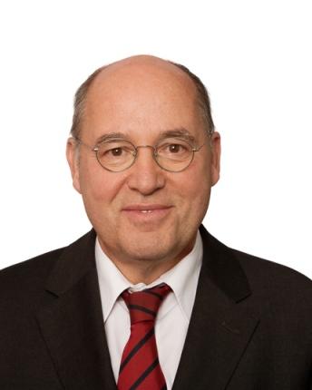 Politiker und Rechtsanwalt Gregor Gysi, Bild: Die Linke