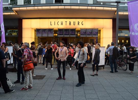 62. Internationale Kurzfilmtage Oberhausen; Foto: Ulrike Märkel